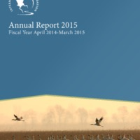 ICF Annual Report: April 2014-March 2015